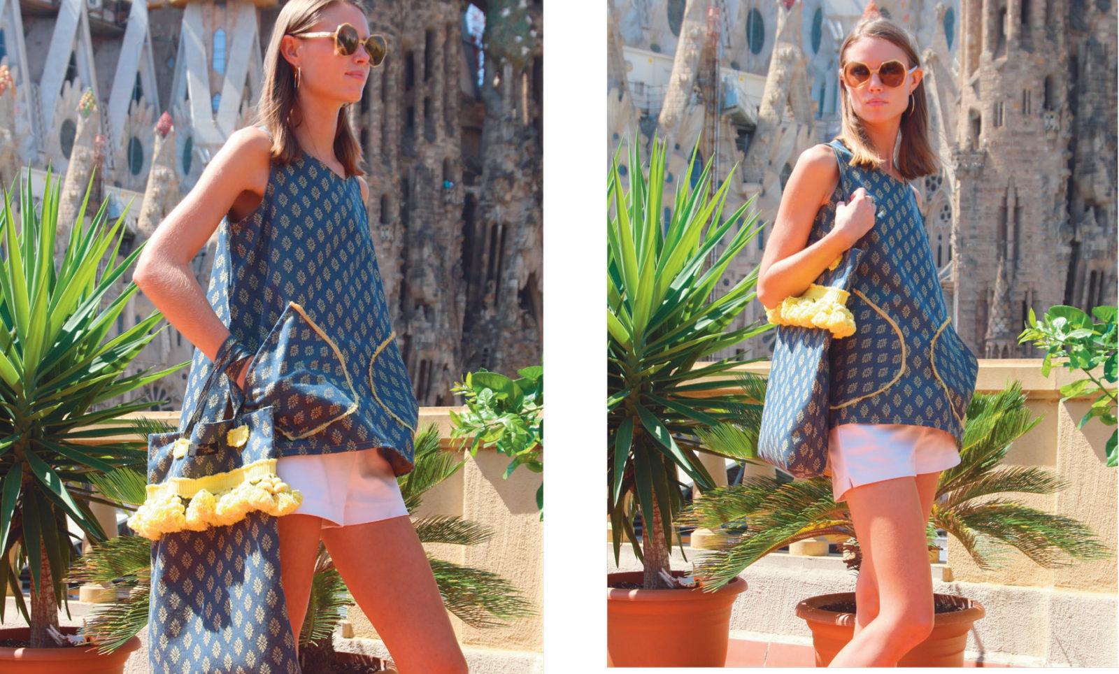 Cruise collection Ornella Gallo Di Fortuna Bag